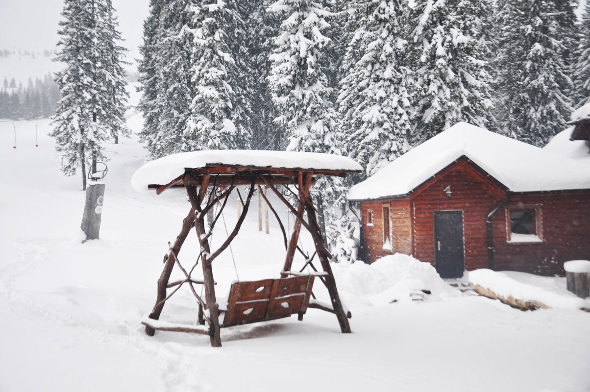 Новый год 2018. Янтры, Драгобрат, Карпаты